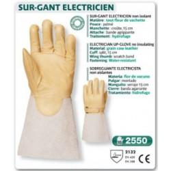 Sur-Gant electricien non-isolant