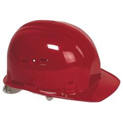 Casque de chantier CLASSIC rouge