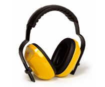 Casque EARLINE Anti bruit MAX 400 jaune