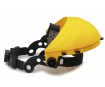 Serre-tête EARLINE jaune pour visiere