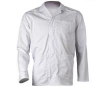 Veste blanche pour peintre 100 % coton PARTNER