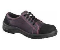 Chaussure de sécurité LIBERT'IN BASSE PRUNE- S3