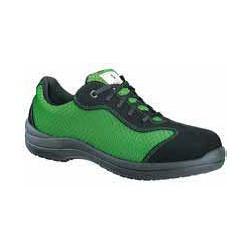 Chaussure de sécurité basse RESEDA verte - S1P