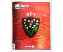 Magazine Attitude Rugby RCT